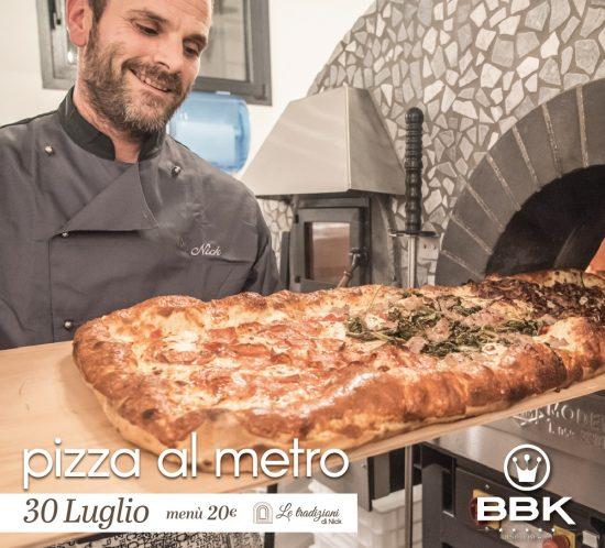 Le Tradizioni di Nick_pizza al metro